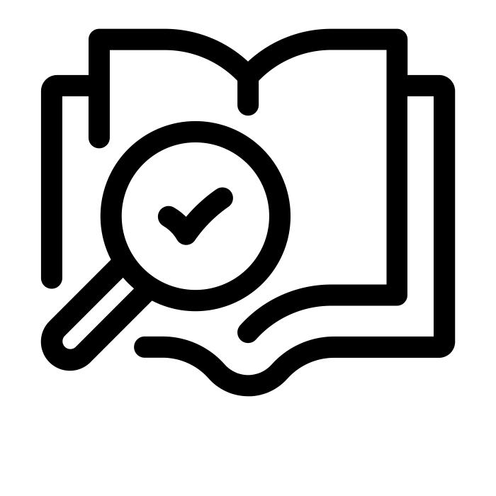 Find book - Copyright The Noun Project - Gregor Cresnar
